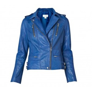 Witchery Zip Detail Leather Jacket - $599.95