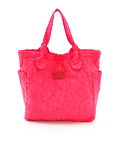 Marcy by Marc Jacobs Pretty Nylon Medium Tate Tote - USD$198