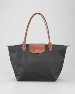 Longchamp 'Le Pilage' Large shoulder tote - USD$145