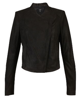 Saba leather jacket