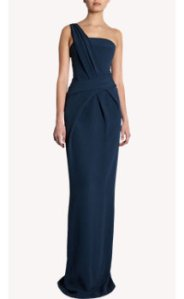 J.Mendel one shoulder gown - USD$3680