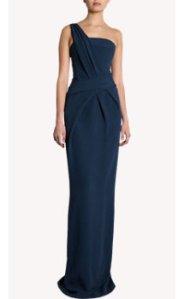 J.Mendel one shoulder gown - USD$3680