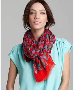 Marc by Marc Jacobs Taboo print scarf - AUD$168.70