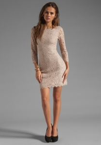 Perfect body anyone? DVF  Zarita dress - AUD$329