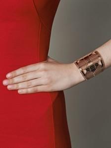 Joomi Lim modern tribal cuff - AUD$175