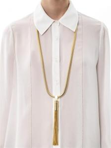 Saint Laurent Opium Tassel necklace - AUD$765