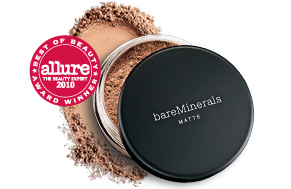Where to buy: bareMinerals makeup